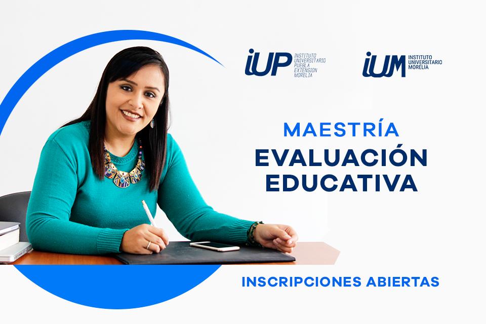 Lo que tienes que saber sobre la Maestría Evaluación Educativa