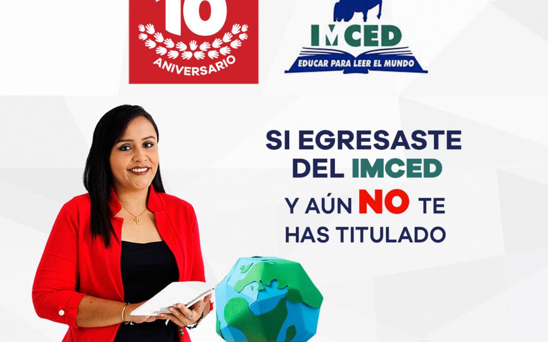 Convenio Instituto Michoacano de Ciencias de la Educación IMCED