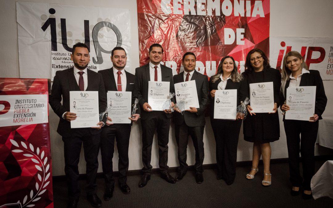 CEREMONIA DE GRADUACIÓN LIC. EN DERECHO GEN. 2014-2017