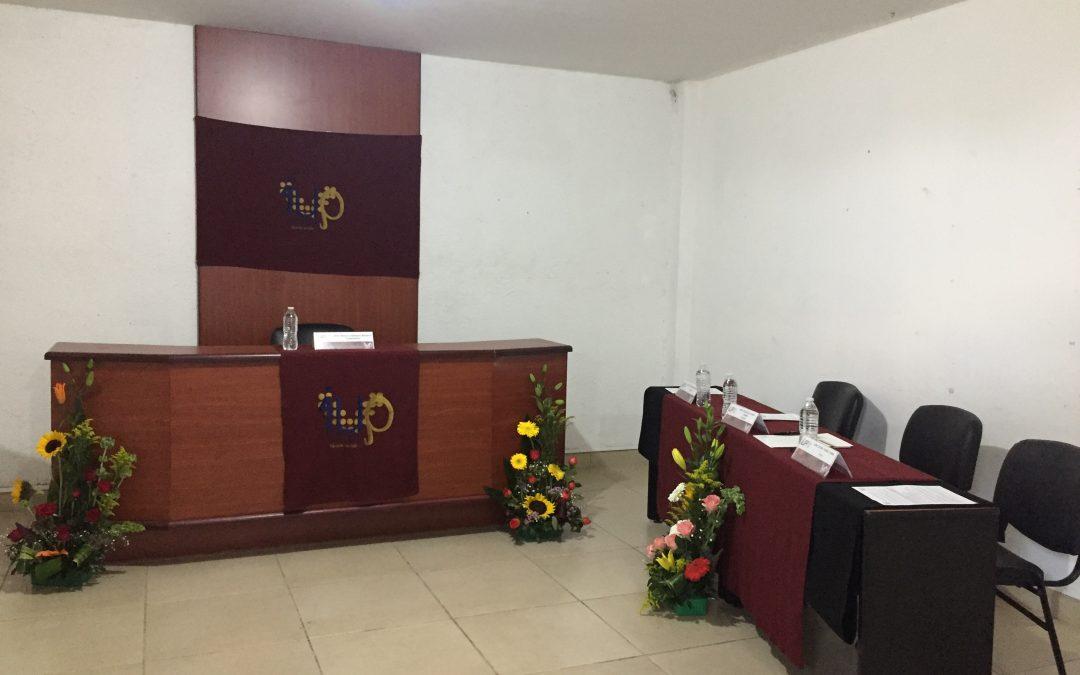TITULACIONES POSGRADO FEBRERO 2018