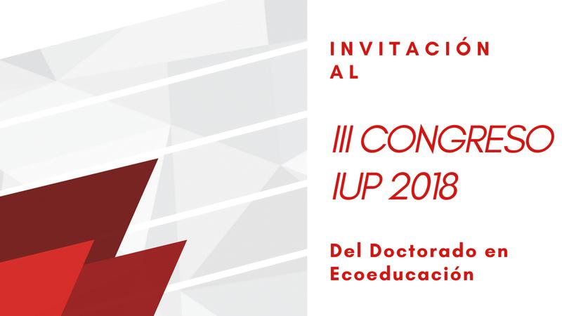 III Congreso IUP 2018