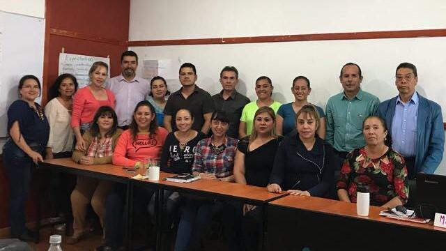Alumnos del Doctorado en Ecoeducación avanzan a 4° Semestre. Presentaron de manera exitosa sus avances de tesis
