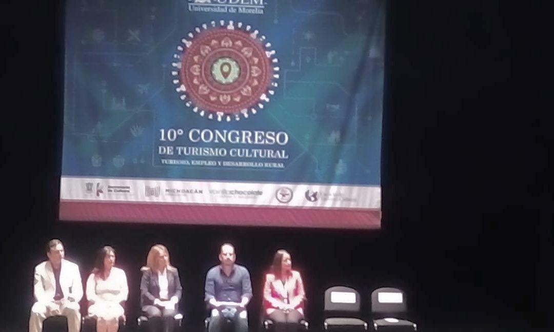 Asistencia de alumnos de Lenguas Extranjeras al 10° Congreso de Turismo Cultural